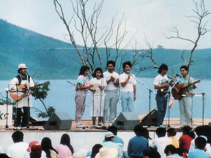 野反湖1986